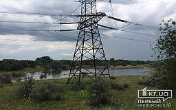 «Неизвестные пытались украсть вантуз», - начальник УБЖП Криворожского исполкома о причине появления «озера-беспризорника»