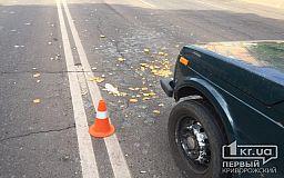 На пешеходном переходе в Кривом Роге сбили подростка