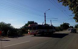 Криворожские троллейбусы не выдерживают расстояние «длинною в жизнь»