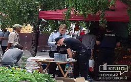 Торговцам нелегальными сигаретами в Кривом Роге не удалось «откреститься» от товара