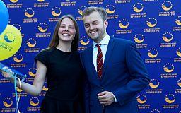 «Вы – будущее нашего европейского города, надежда страны и гордость Украины», - парламентарий Константин Усов поздравил выпускников-2017