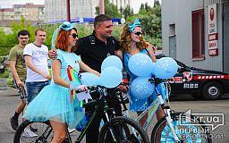 Плохие люди на велосипед не садятся. Радужный Велодевичник в Кривом Роге (ФОТОРЕПОРТАЖ)