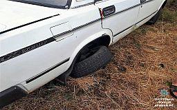Выпивший водитель ВАЗа выехал на встречку и врезался в Mazda в Кривом Роге