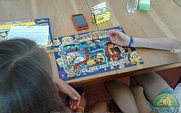Смешарики пришли поиграть в библиотеку Кривого Рога