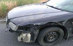 На объездной в Кривом Роге столкнулись ВАЗ и Honda
