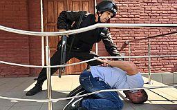 Вооруженных диверсантов в Кривом Роге обезвредили правоохранители, отрабатывая навыки