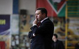 Екс-тренер баскетбольного клубу «Кривбас» переходить до Запоріжжя