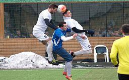 Футбольные клубы «Горняк» и «Колос» сыграли вничью