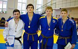 Криворожские дзюдоисты заняли призовые места на областном чемпионате