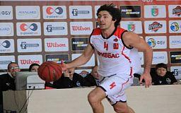 Экс-баскетболист «Кривбасса» переходит в Одессу
