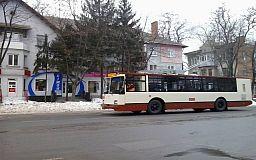 Отремонтированный тролейбус перевозит «воздух», а не криворожан