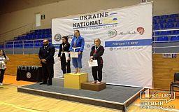 Криворожанка в тройке лучших на Чемпионате по джиу-джитсу