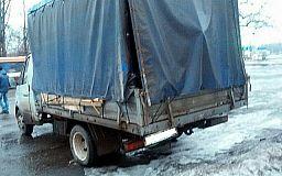 В Кривом Роге мужчина незаконно перевозил тонну металлолома