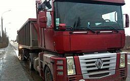 25 тонн металлического скраба мужчина перевозил без документов в Кривом Роге