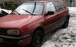В Кривом Роге полицейские задержали мужчину на сомнительном авто