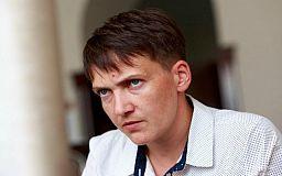 Депутат Надія Савченко відвідала військовополонених ДНР, серед яких 2 криворіжці