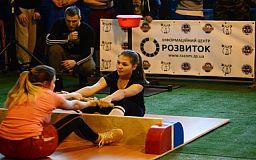 Криворожанка одержала победу на соревнованиях по мас-рестлингу