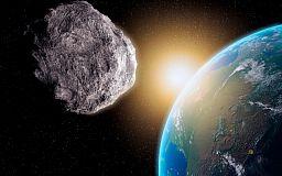 Астероид размером с грузовик пролетел рядом с Землей