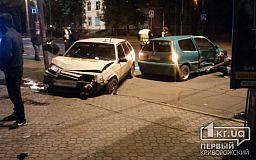 «Машинка подана». ДТП с участием такси в Кривом Роге