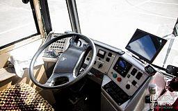 В Кривом Роге появился «странный» рейс троллейбуса