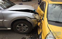Во время ДТП в Кривом Роге пострадала женщина