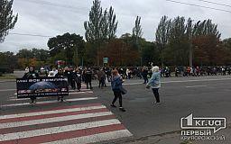 Под мэрией Кривого Рога состоялся митинг. Бесправие животных - позор Украины