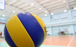 Соревнования по волейболу среди школьников провели в одном из районов Кривого Рога