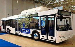 Чем дизельный и бензиновый автобусы отличаются от газового пояснил заммэра Кривого Рога