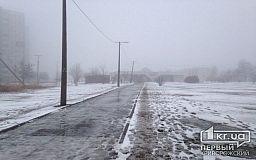 Синоптики обещают снег уже на этой неделе