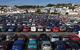 Я паркуюсь, как ... В Кривом Роге взялись за нарушителей правил парковки