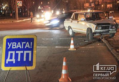 В Кривом Роге несовершеннолетний водитель насмерть сбил пешехода