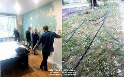 «Солодка парочка» крала кабелі у Кривому Розі