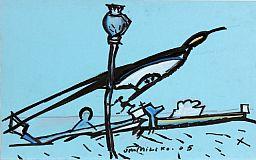 Ви знали, що в цей день народився «львівський Пікассо»..?
