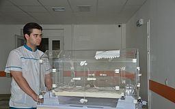 Дніпропетровська обласна дитяча лікарня отримала нове обладнання для немовлят
