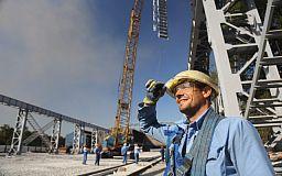 ПАО «АрселорМиттал Кривой Рог» завершает подготовительный этап строительства двух новых машин непрерывного литья