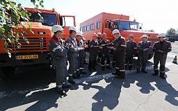 Криворожские ГОКи Метинвеста приобрели семь вахтовых автомобилей