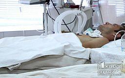 Министр обороны Украины пообещал помочь раненому криворожанину Вячеславу Волку