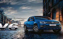 New Amarok от Volkswagen Центр Кривой Рог: стальной характер, безупречная внешность