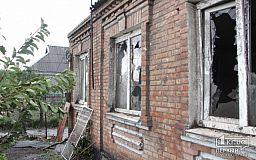 Десятки домов в Кривом Роге остаются без газоснабжения из-за стихии