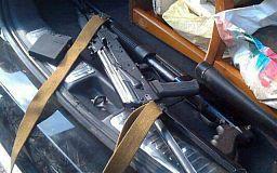 В Кривом Роге неизвестные стреляли из ружья