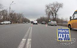 На прошлой неделе в Кривом Роге произошло 30 ДТП. Одиннадцать человек пострадали