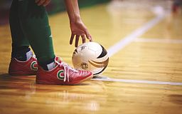 Криворожане взяли призовое место на соревнованиях по мини-футболу