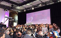 35 конкурсантов выступили на крупнейшем промо-концерте в преддверии «Евровидение 2017»