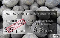 Втридорога. Отдел образования закупает картофель по завышенной цене