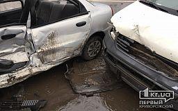 ДТП в Кривом Роге: водителя Daewoo реанимировали (ОБНОВЛЕНО)