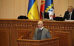 Заммэра Кривого Рога извинился за мат, но не за предложенное направление