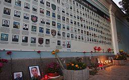 Патріарх Філарет освятить «Стіну Пам'яті»