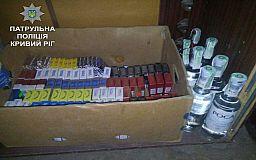 Азербайджанец в Кривом Роге продавал незаконно ввезенный товар