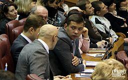 Заместитель мэра Кривого Рога назвал выступление депутата от Самопомощи о тарифах враньем