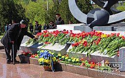 Пам'ять жертв найстрашнішої катастрофи XX століття вшанували мешканці Кривого Рогу